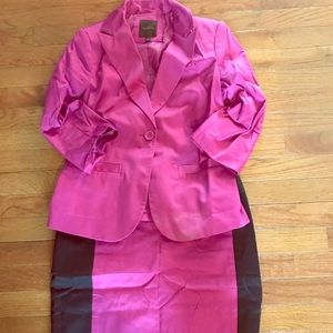 The Limited skirt suit size 4